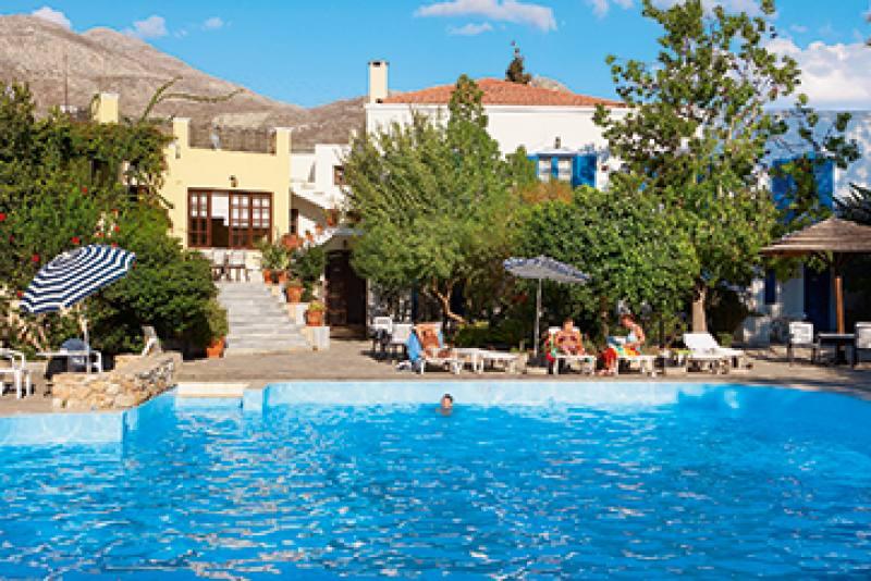 Appartementen Kalydna Island - Kalymnos - Kalymnos